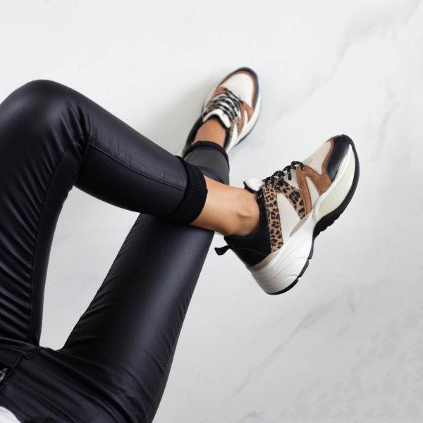 ΑΘΛΗΤΙΚΑ Audrina sneakers λευκό