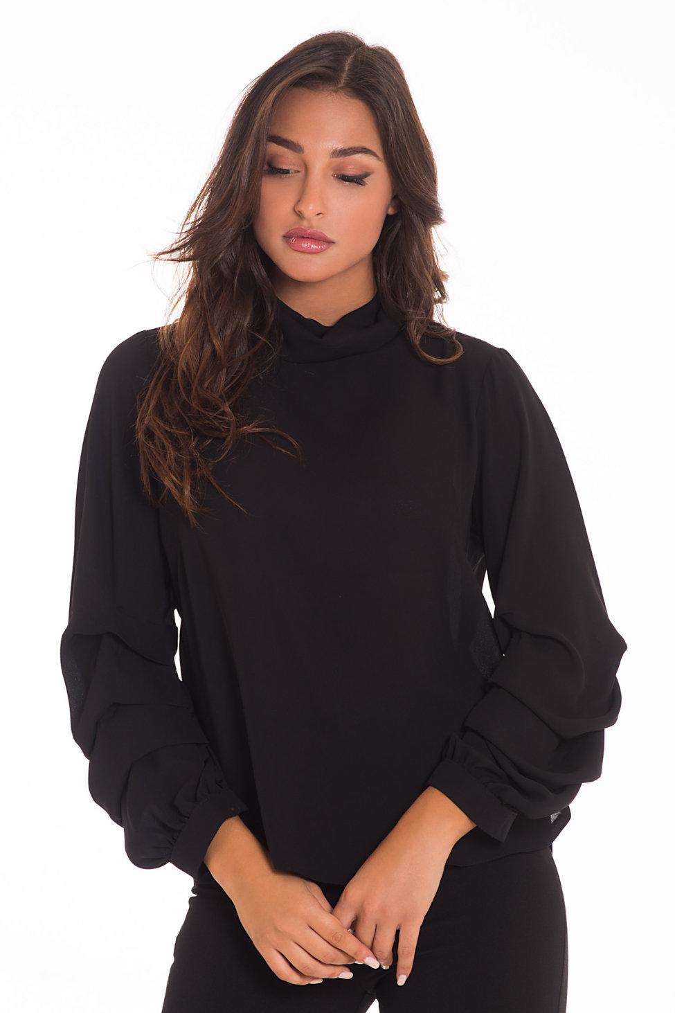 Esen μπλούζα μαύρο