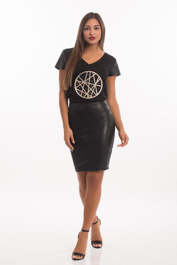 ΦΟΥΣΤΕΣ Izabele φούστα μαύρο