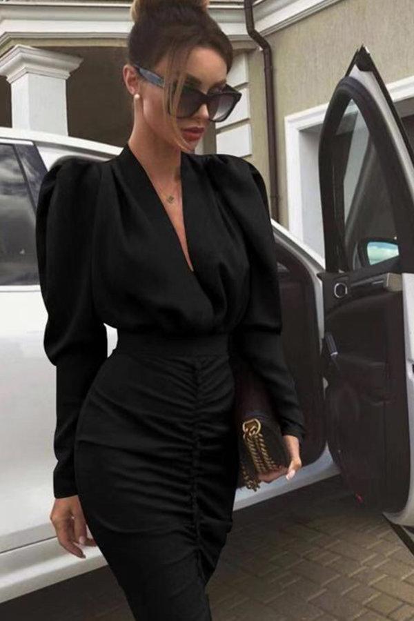 ΜΙΝΤΙ ΦΟΡΕΜΑΤΑ Blade φόρεμα μαύρο