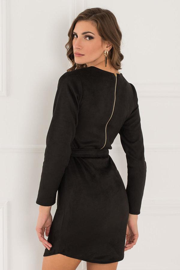 ΜΙΝΙ ΦΟΡΕΜΑΤΑ Mathias φόρεμα μαύρο