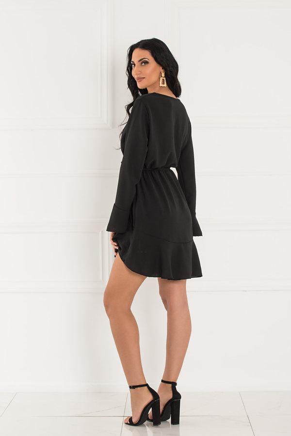 ΜΑΞΙ ΦΟΡΕΜΑΤΑ Ignatius φόρεμα μαύρο