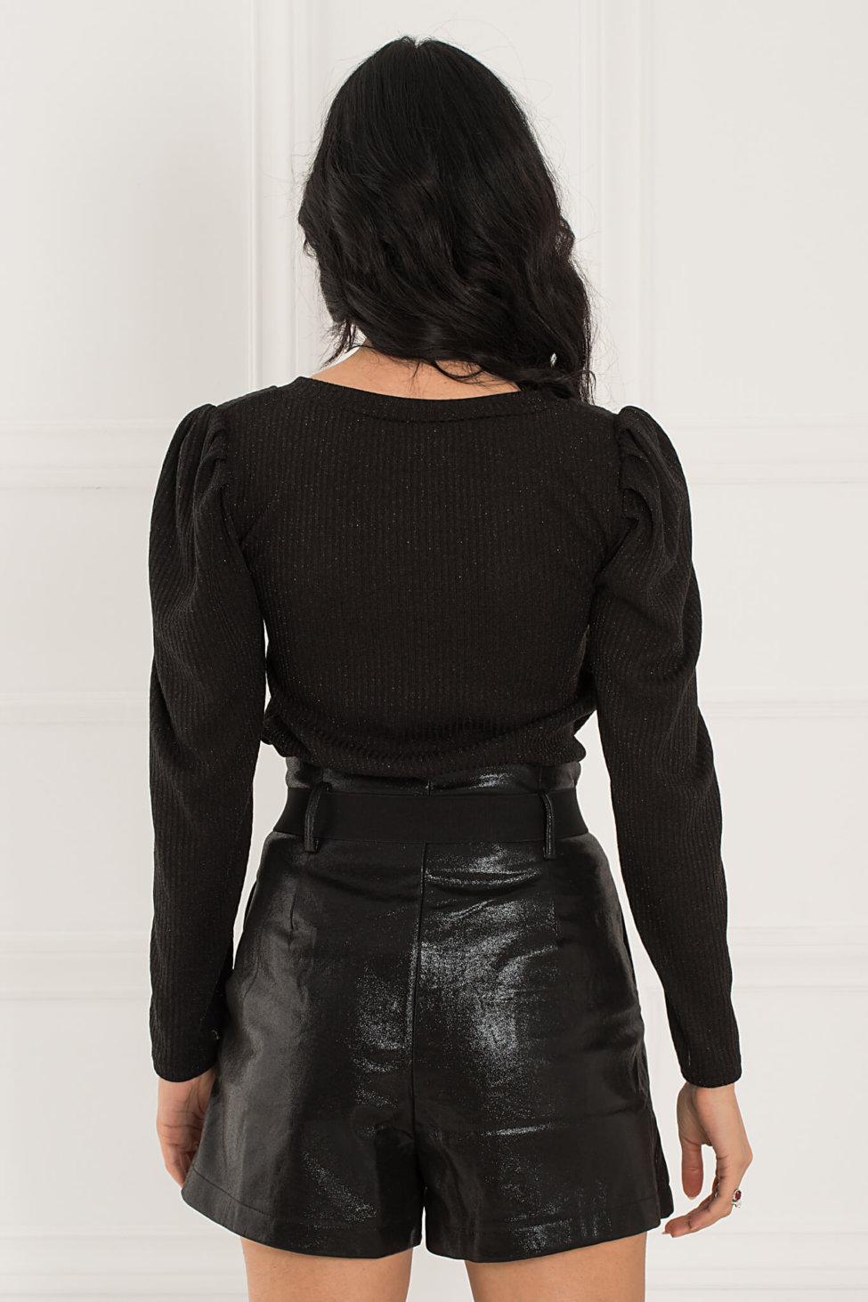 Persis μπλούζα μαύρο