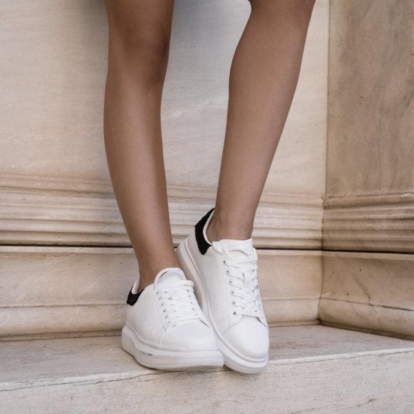 ΑΘΛΗΤΙΚΑ Carrie sneaker λευκό