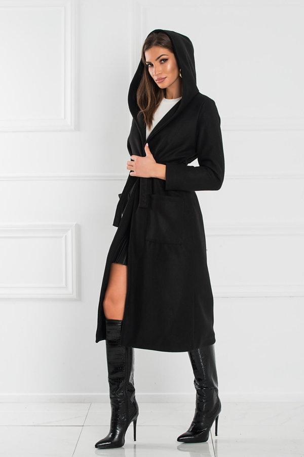 ΠΑΛΤΟ Vionnet παλτό μαύρο