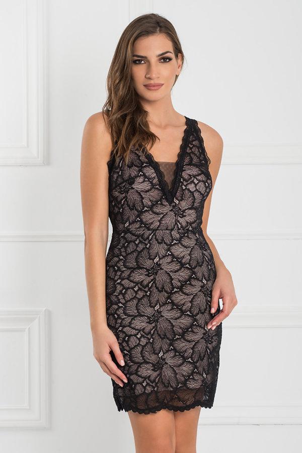 ΚΟΡΜΑΚΙΑ Lyto φόρεμα ροζ