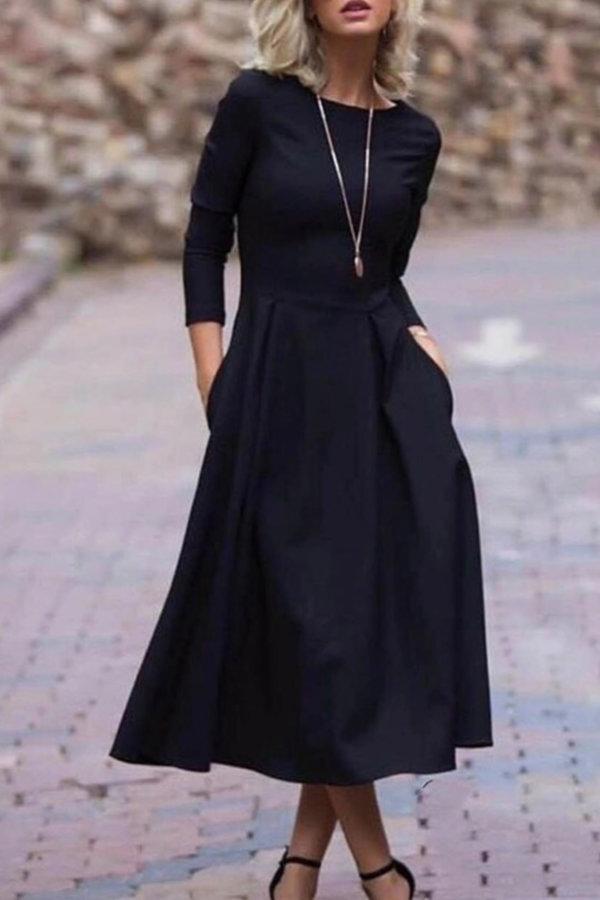 ΝΕΕΣ ΑΦΙΞΕΙΣ Perry φόρεμα μαύρο