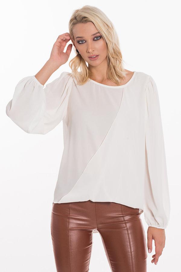 ΜΠΛΟΥΖΕΣ Duscha μπλούζα λευκό