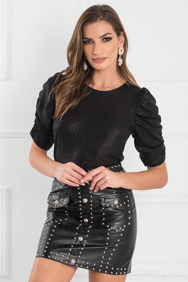 ΜΠΛΟΥΖΕΣ Ashe μπλούζα μαύρο