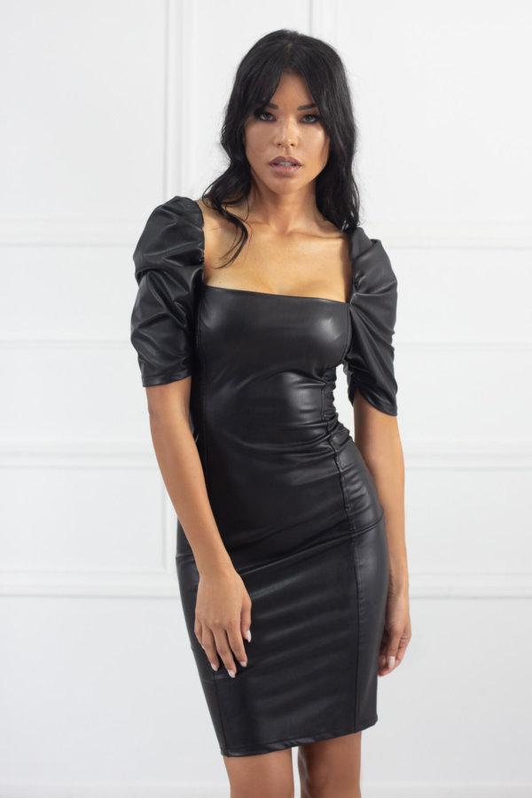 ΜΑΞΙ ΦΟΡΕΜΑΤΑ Tristana φόρεμα μαύρο