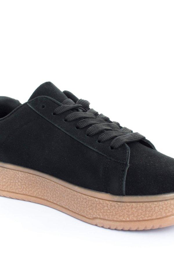 ΠΑΠΟΥΤΣΙΑ ΠΡΟΣΦΟΡΕΣ Deepa sneakers μαύρο