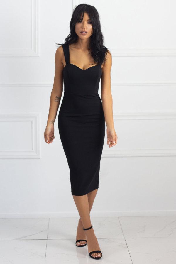 ΦΟΡΕΜΑΤΑ ΠΡΟΣΦΟΡΕΣ Kirk φόρεμα μαύρο