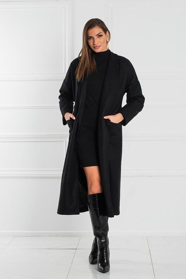 ΠΑΛΤΟ Eliane παλτό μαύρο