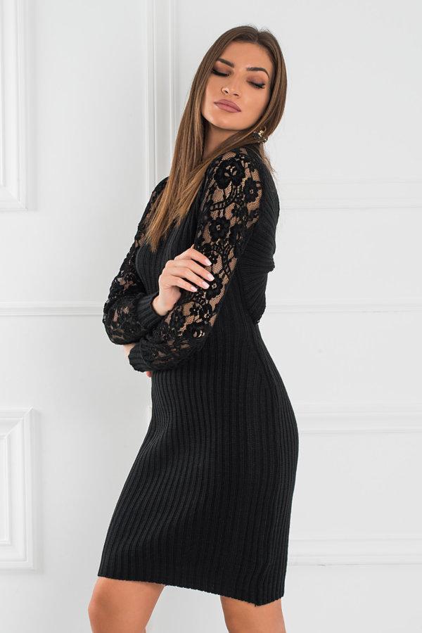 ΦΟΡΕΜΑΤΑ ΠΡΟΣΦΟΡΕΣ Antonie φόρεμα μαύρο