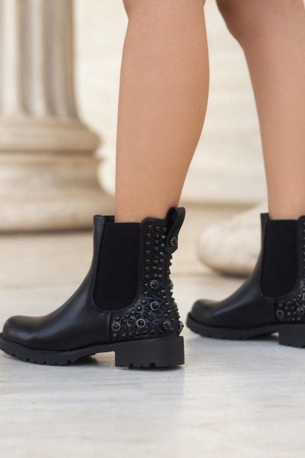 ΜΠΟΤΑΚΙΑ Arkadina ankle boots μαύρο