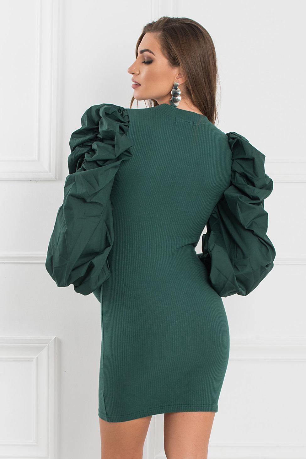 Floyd φόρεμα πράσινο