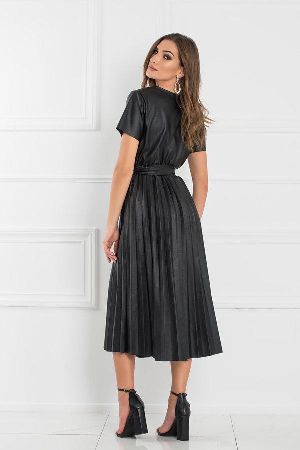 ΜΑΞΙ ΦΟΡΕΜΑΤΑ Sadella φόρεμα μαύρο