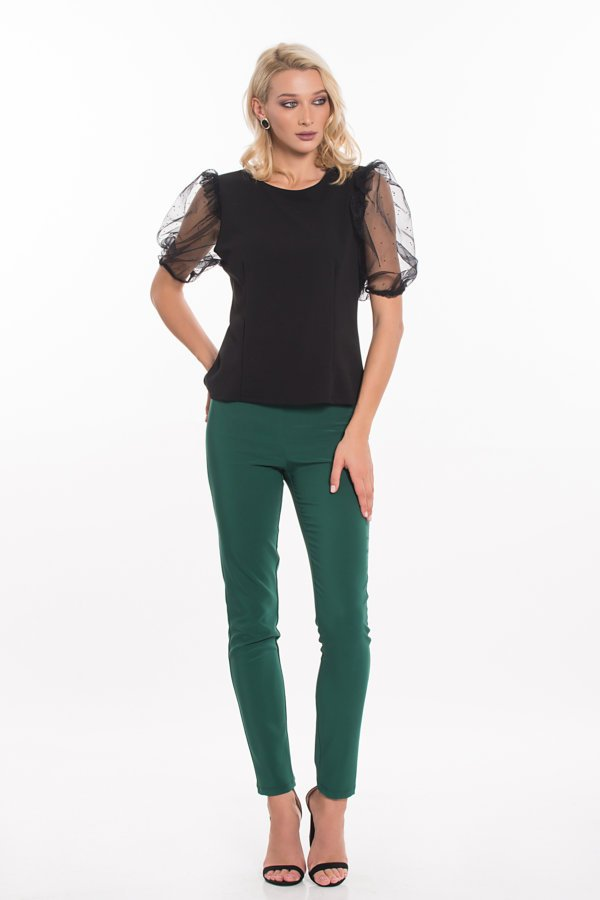 ΠΟΥΚΑΜΙΣΑ Merisha μπλούζα μαύρο