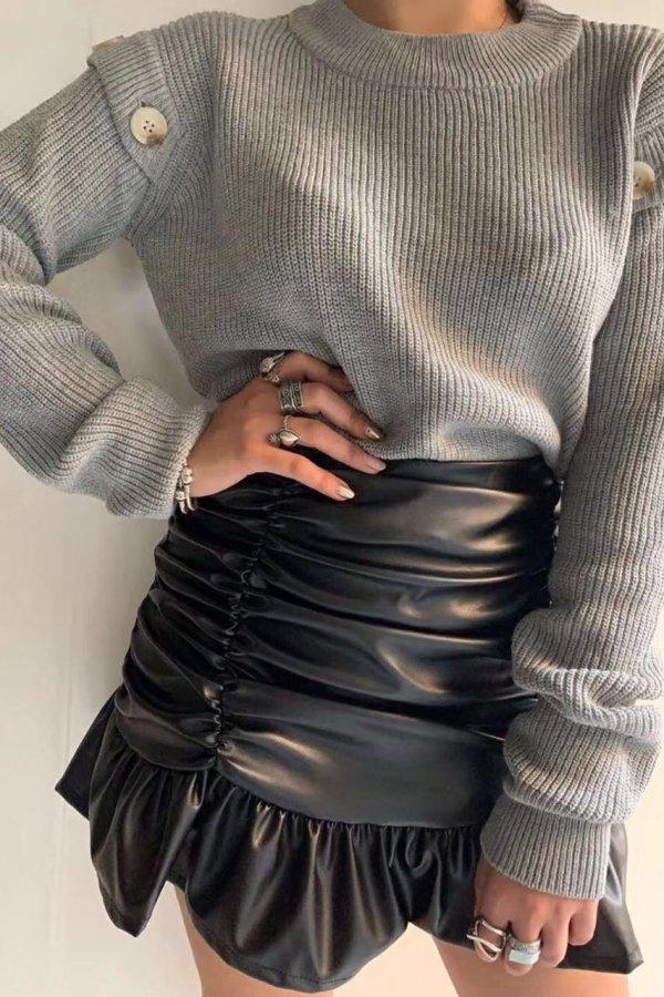 ΦΟΥΣΤΕΣ Haven φούστα μαύρο