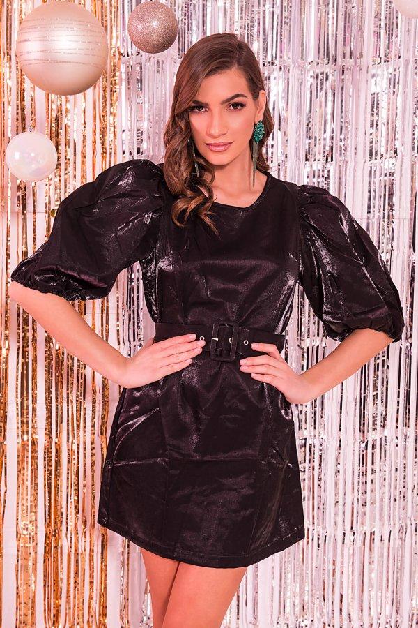 ΜΙΝΙ ΦΟΡΕΜΑΤΑ Hanne φόρεμα μαύρο