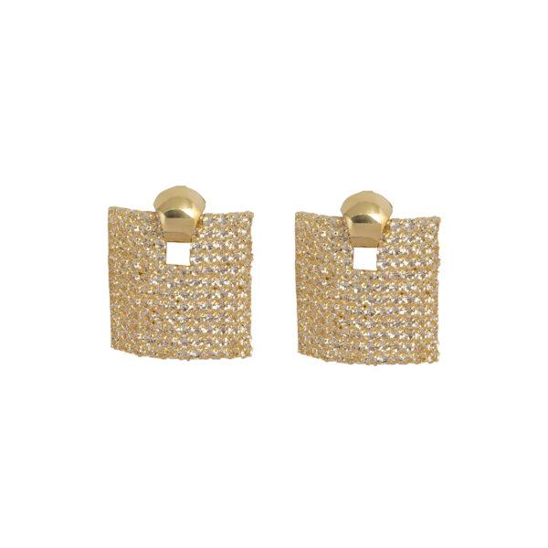 ΚΟΣΜΗΜΑΤΑ Bai σκουλαρίκια χρυσό