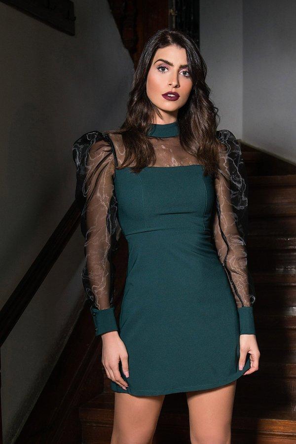 ΜΙΝΙ ΦΟΡΕΜΑΤΑ Nontle φόρεμα πράσινο