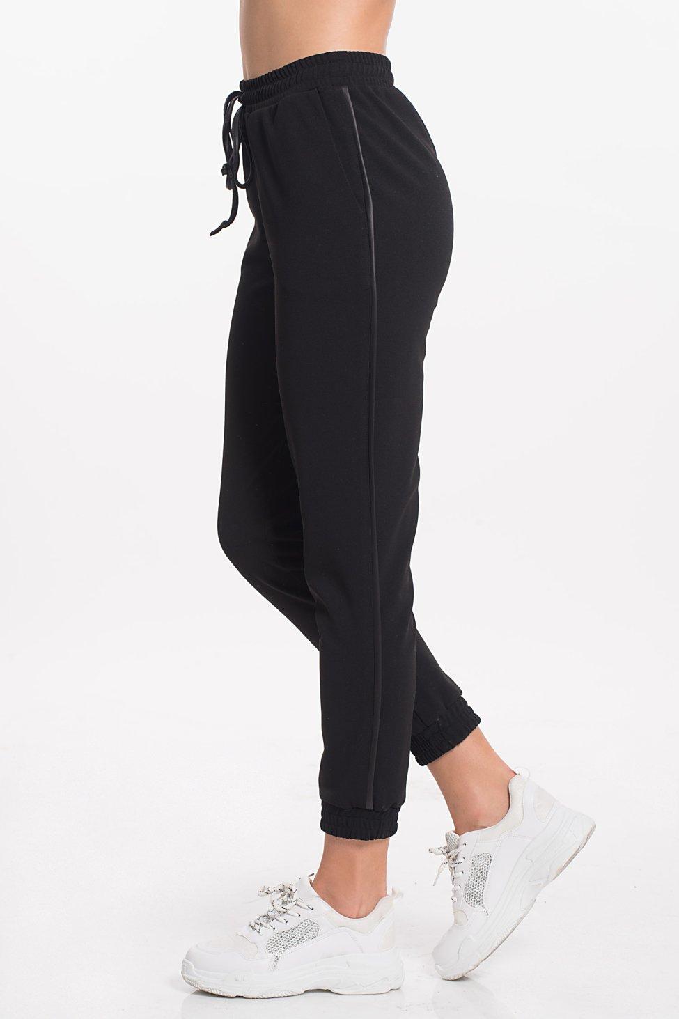 Omnia παντελόνι μαύρο
