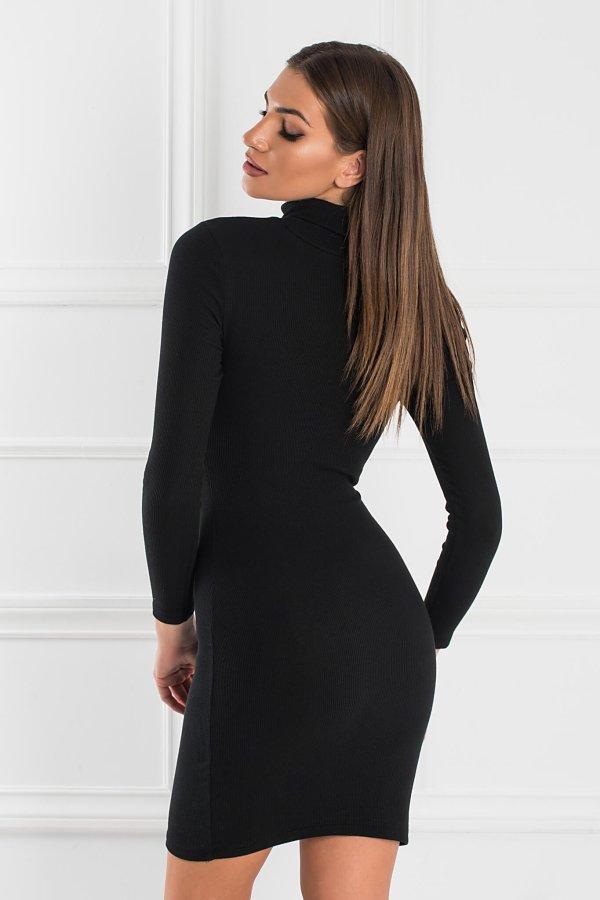ΦΟΡΕΜΑΤΑ ΠΡΟΣΦΟΡΕΣ Cathlene φόρεμα μαύρο