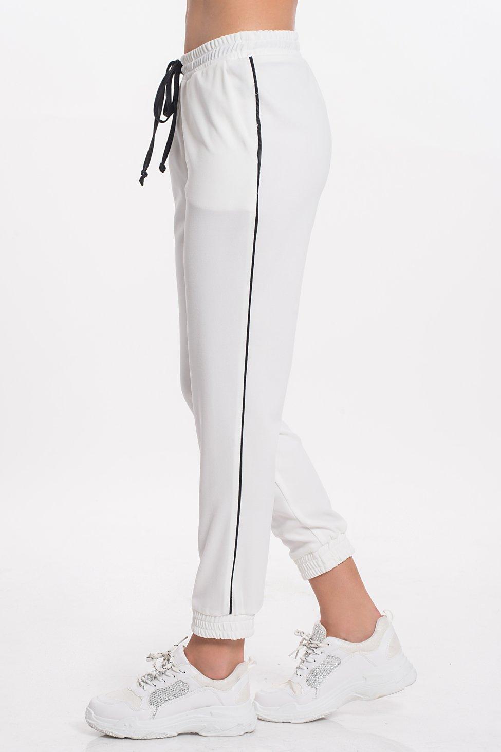Omnia παντελόνι λευκό