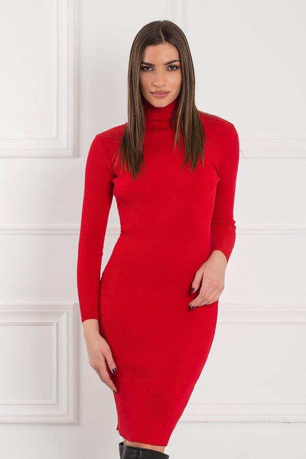 ΦΟΡΕΜΑΤΑ ΠΡΟΣΦΟΡΕΣ Liesa φόρεμα κόκκινο