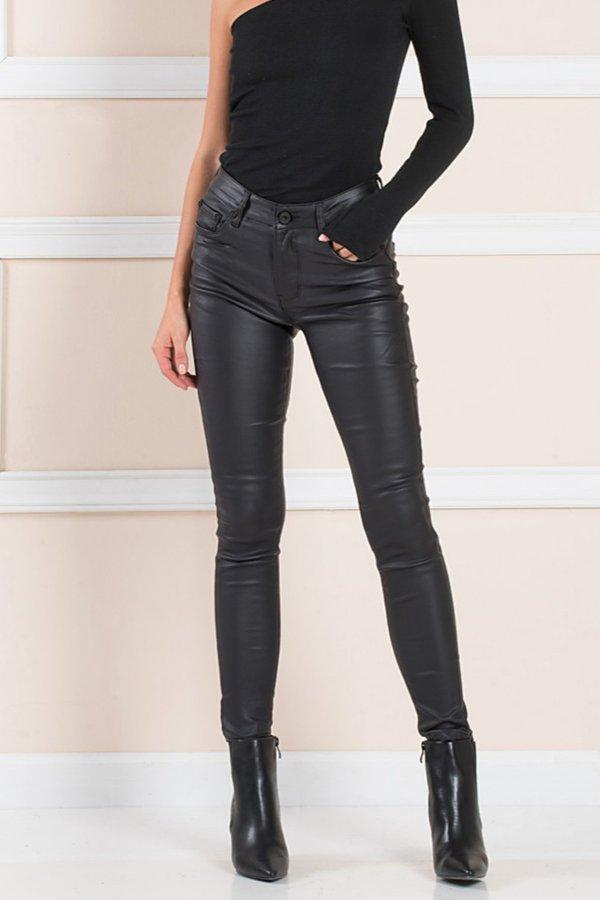 Bonnie παντελόνι μαύρο