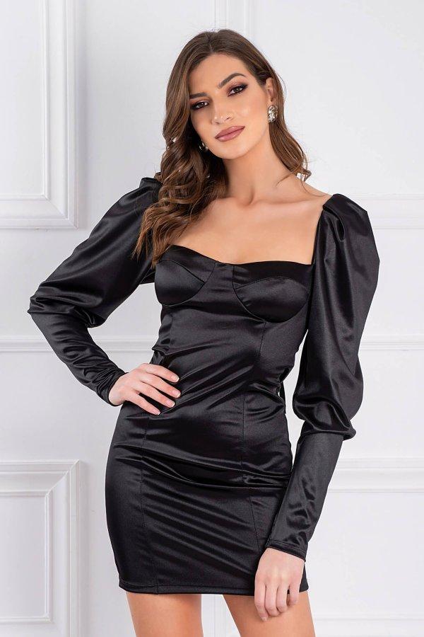 ΦΟΡΕΜΑΤΑ ΠΡΟΣΦΟΡΕΣ Denver φόρεμα μαύρο