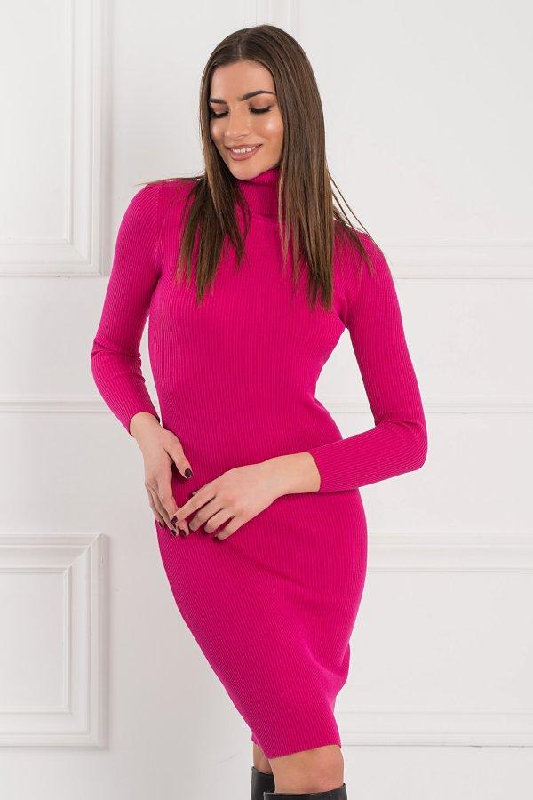 ΦΟΡΕΜΑΤΑ ΠΡΟΣΦΟΡΕΣ Liesa φόρεμα φούξια