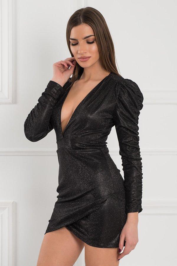 BEST SELLERS Honey Girl φόρεμα μαύρο