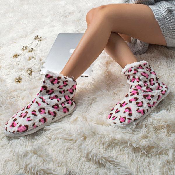 Slippers Adda slippers ροζ