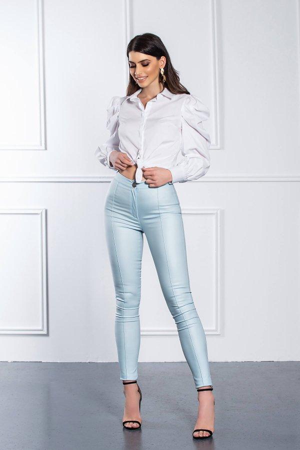 ΜΠΛΟΥΖΕΣ Crux πουκάμισο λευκό