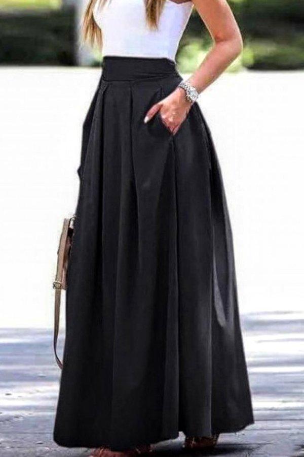 ΦΟΥΣΤΕΣ Melanie φούστα μαύρο