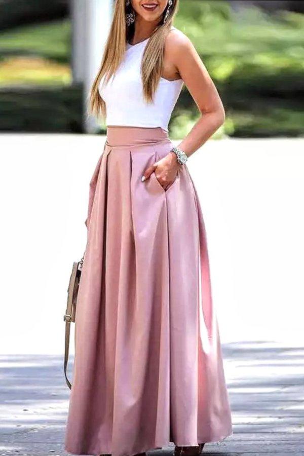 ΦΟΥΣΤΕΣ Melanie φούστα ροζ