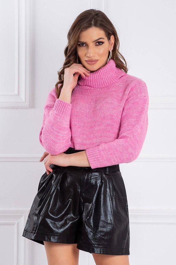 ΠΛΕΚΤΑ Astoria πλεκτό ροζ