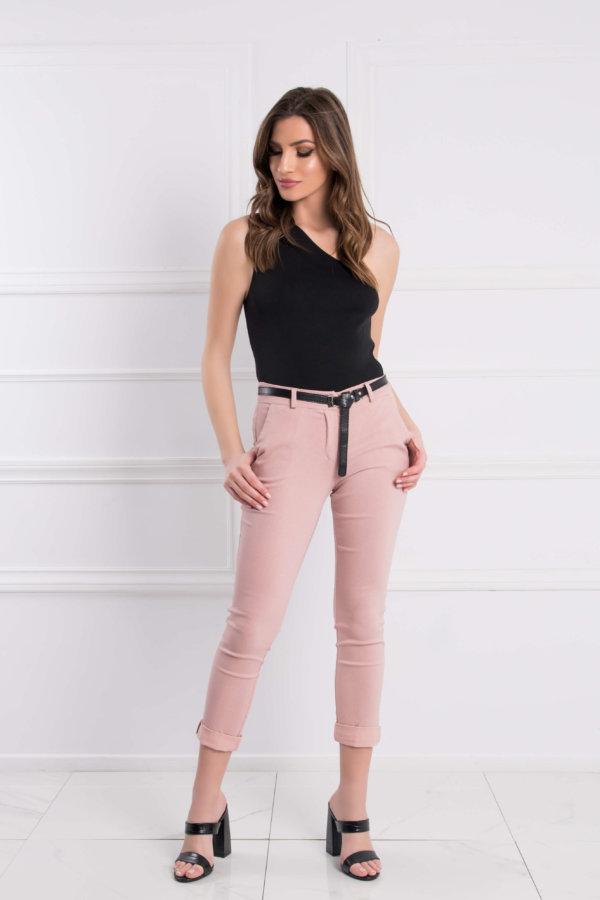ΠΑΝΤΕΛΟΝΙΑ Juju παντελόνι ροζ