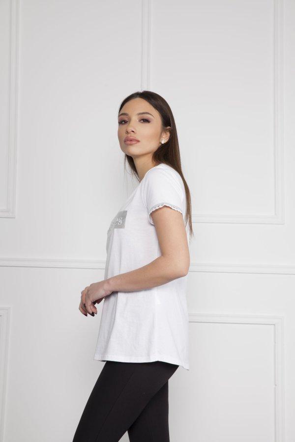TSHIRTS Katy t-shirt λευκό