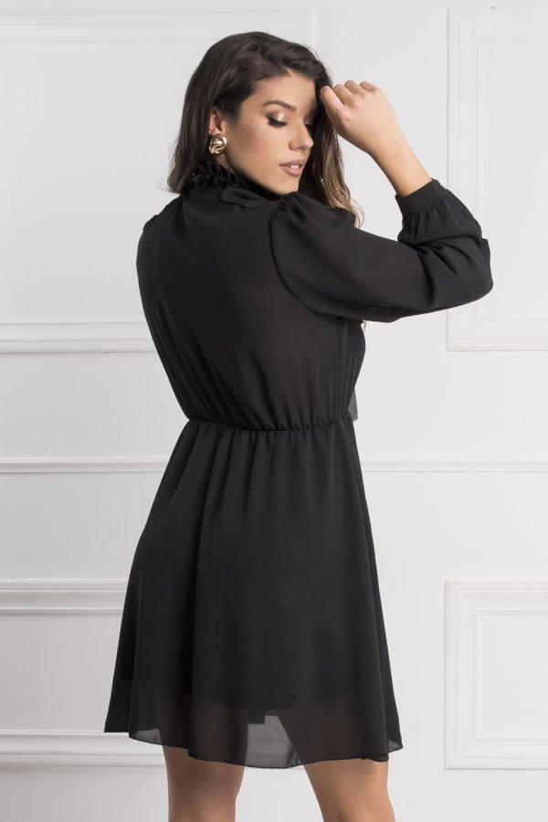Amara φόρεμα μαύρο