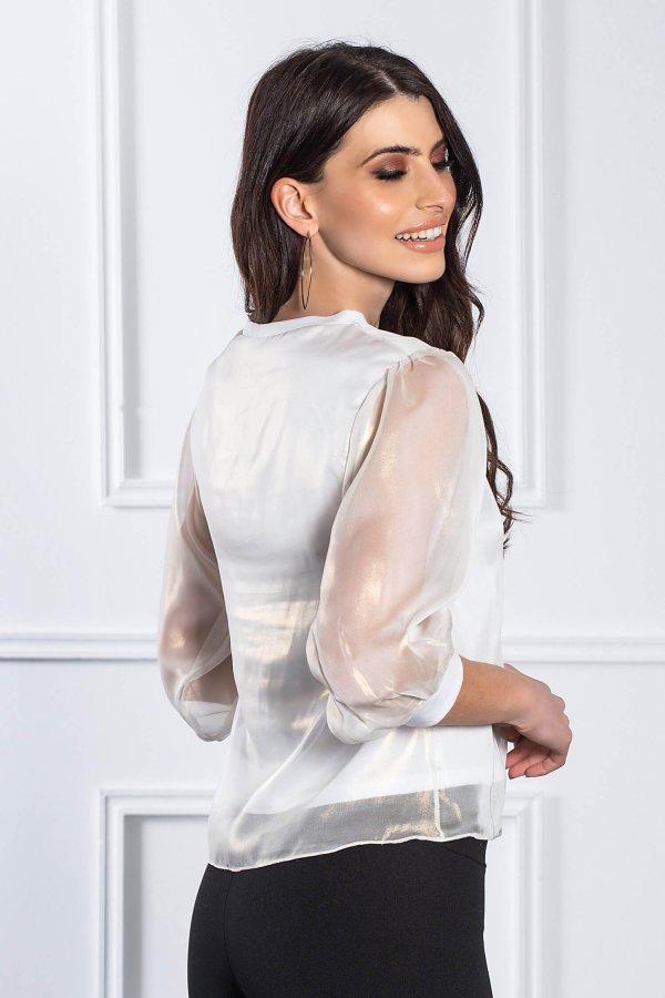 ΜΠΛΟΥΖΕΣ Catalan μπλούζα λευκό