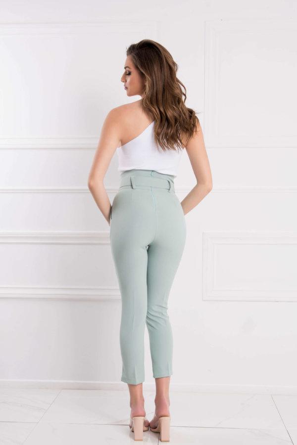 ΠΑΝΤΕΛΟΝΙΑ Violet παντελόνι πράσινο