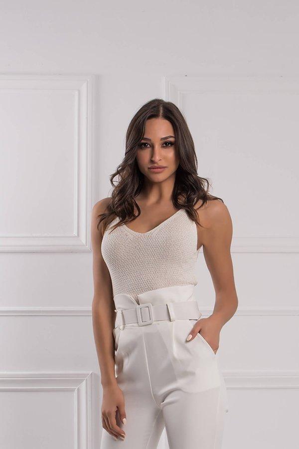 ΝΕΕΣ ΑΦΙΞΕΙΣ Vex μπλούζα λευκό