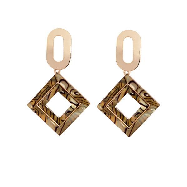 ΑΞΕΣΟΥΑΡ Joanna σκουλαρίκια χρυσό