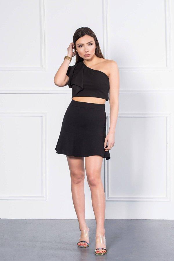 ΦΟΥΣΤΕΣ Jentaya φούστα μαύρο