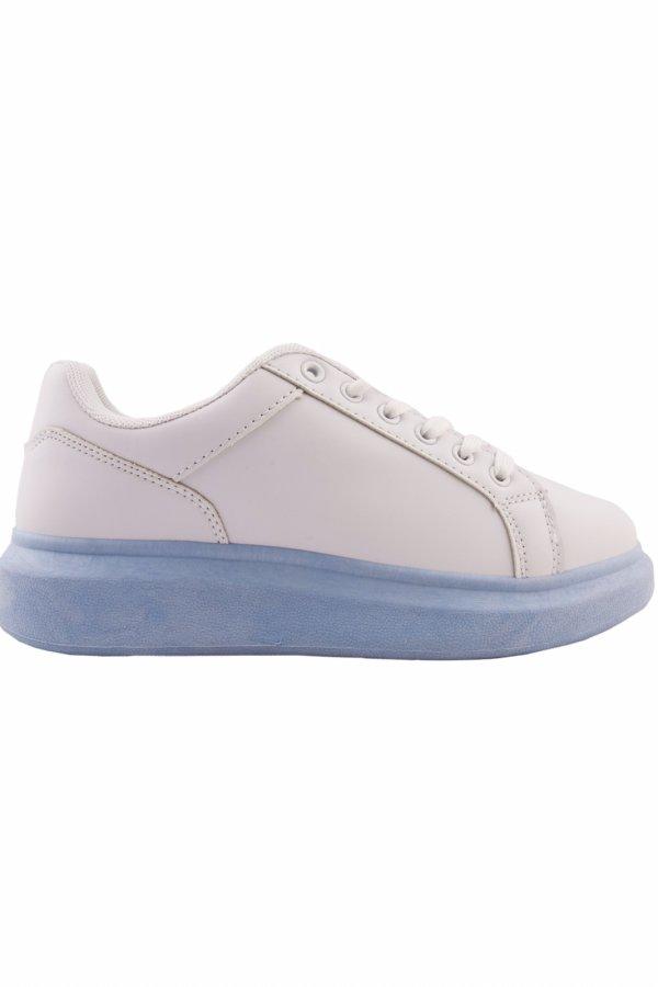 ΑΘΛΗΤΙΚΑ Muneca sneakers σιελ