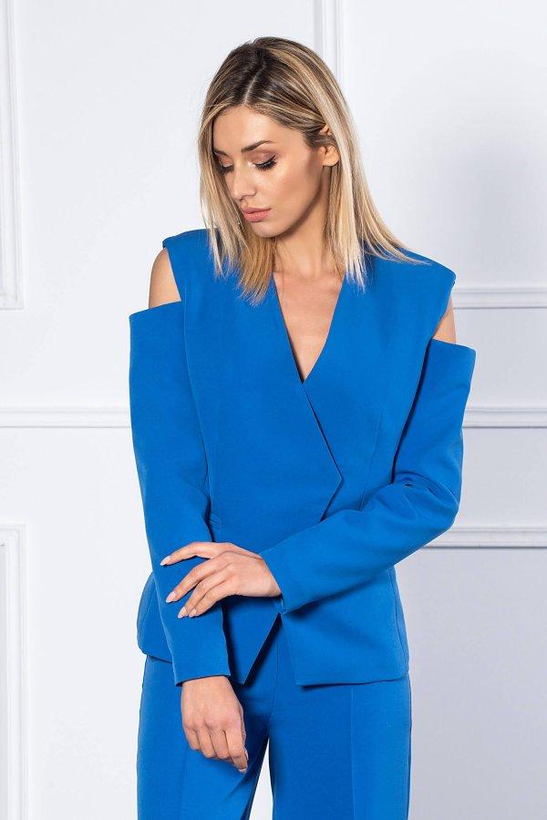 ΣΑΚΑΚΙΑ Alivia σακάκι μπλε