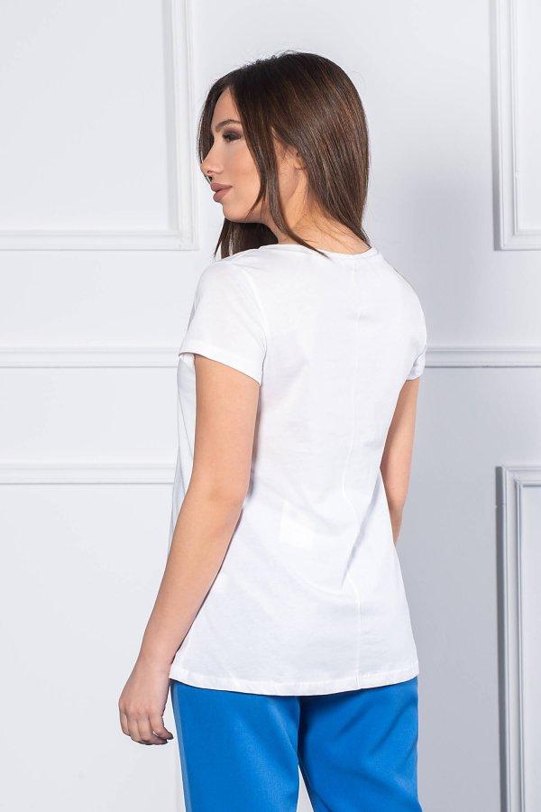 TSHIRTS Altair t-shirt λευκό